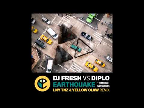 fresh diplo dj vs.