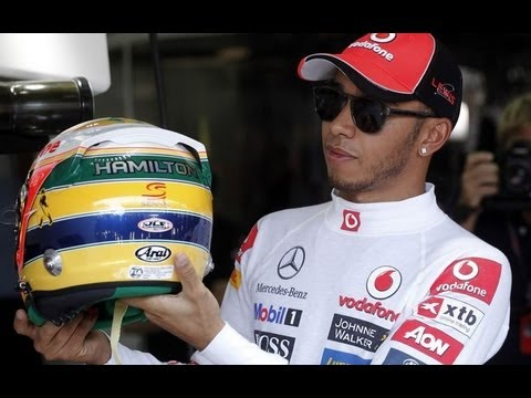 F1 Desafio dos campeões contra o Hamilton - Briga com o Carro