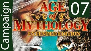Age of Mythology Extended Edition - Campaign Walkthrough - Part 7