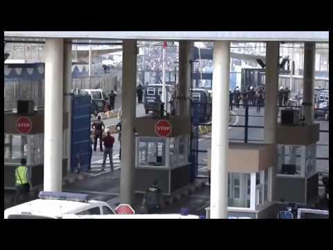 اندلاع مواجهات دامية بين مواطنين مغاربة و شرطة الاحتلال الاسباني