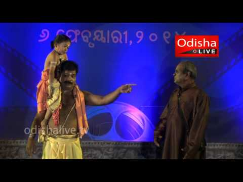 Puri Panda Bhanga Comedy - Hadu and Suman - Story-1 - Odisha Tele Awards