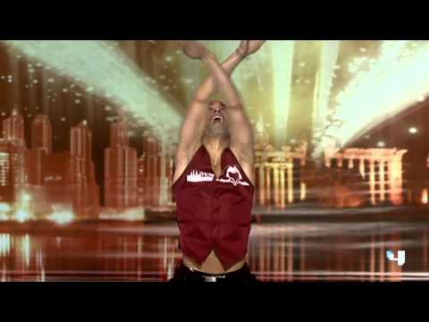 Arabs Got Talent - S2 - Ep2 - Haspop