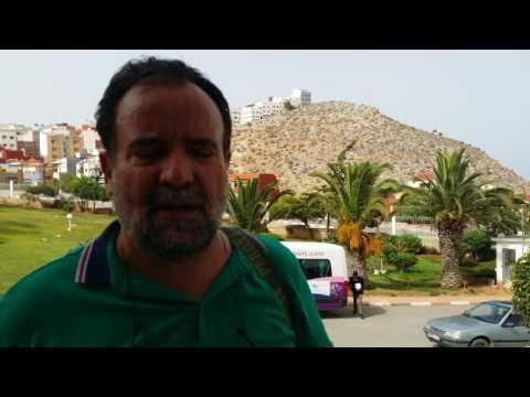 تصريح عبد الوهاب ايد الحاج المنسق العام لقافلة المناخ لجهة طنجة تطوان الحسيمة