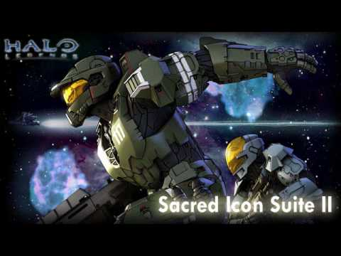 Halo Legends - Soundtrack - Sacred Icon Suite II