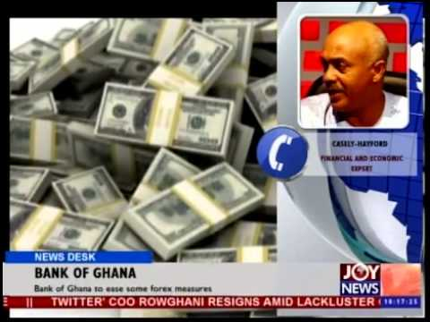 Bank of Ghana - News Desk (13-6-14)