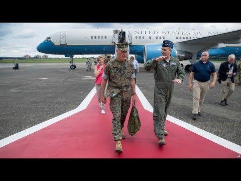 Tướng Mỹ cao cấp đến Hàn Quốc bàn về tình hình Bắc Triều Tiên