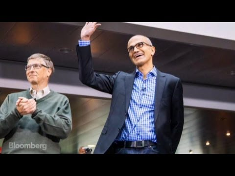 Where Is Satya Nadella Leading Microsoft?
