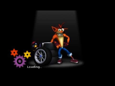 Dolphin Emulator 4.0 - Crash Tag Team Racing