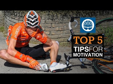 Top 5 Motivational Tips For Cycling Fitness