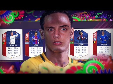 FIFA 18 FUT DRAFT - WORLD CUP 2018 CHALLENGE