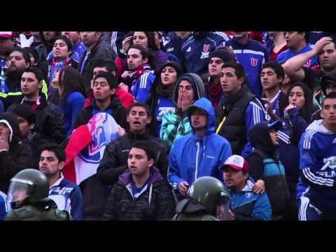 Tricampeonato de la Universidad De Chile