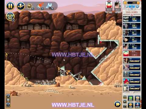 Angry Birds Star Wars Tournament Level 4 Week 54 (tournament 4) facebook