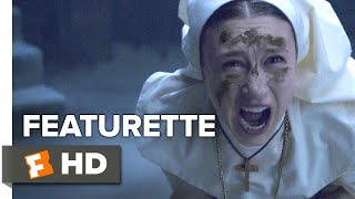 The Nun Featurette - The Conjuring Universe (2018)   Movieclips Trailers