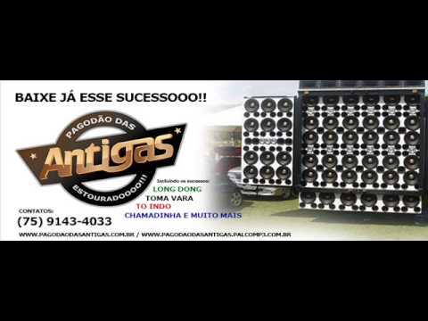 #PAGODÃO DAS ANTIGAS! CD COMPLETO VOL.1 (35 FAIXAS)