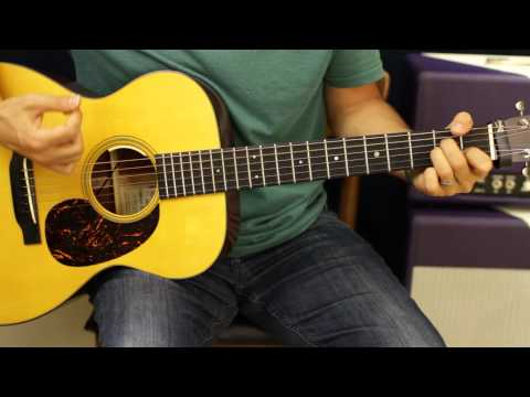 How To Play - Ho Hey - The Lumineers - EASY Acoustic Guitar Lesson