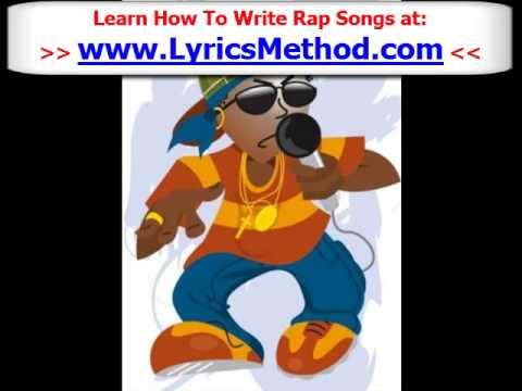how to write a hip hop song Writing any type of song is just a matter of creativity in words and music however, if it is a hip hop song, you need to keep some additional things in mind this.