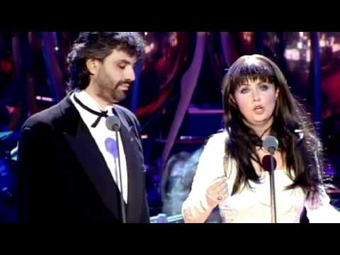 Time to Say Goodbye - Sarah Brightman & Andrea Bocelli (1996)