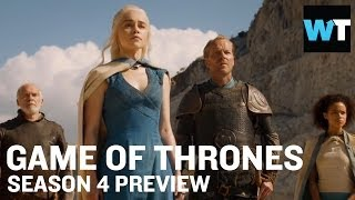 Game of Thrones Season 4 Trailer | What's Trending Now