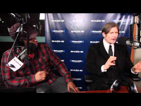 Crispin Glover Talks Acting For The First Time With His Father & Hair Sniffing In Charlie's Angels