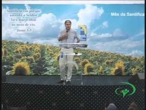 O Poder da Renúncia. Pr. Marcos de Souza Borges (O Coty)