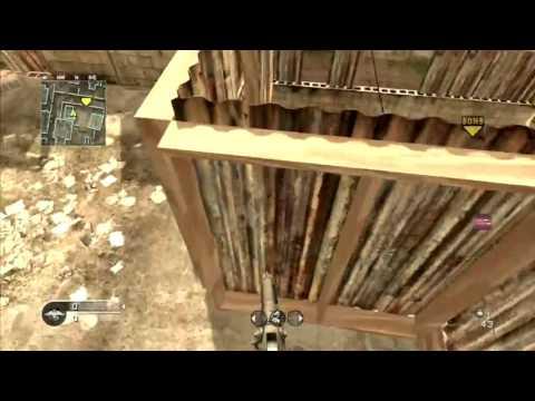 Freerunning Montage Ft. dbt (CoD4) (Xbox360)
