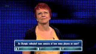 Anne Hegerty PWNS Rude Contestant