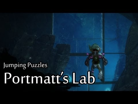 Maths Makes My Brain Hurt - Gw2 Jumping Puzzles