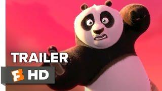 Kung Fu Panda 3 Official Trailer #2 (2016) - Jack Black, Angelina Jolie Animated Movie HD