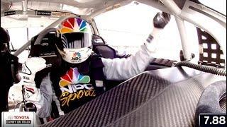 Toyota Camry On Track: Pocono. Гонки Наскар. Смотреть видео Nascar