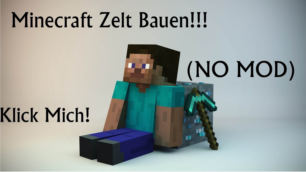 minecraft zelt bauen ohne mod schweizerdeutsch hd. Black Bedroom Furniture Sets. Home Design Ideas