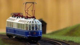 Modelleisenbahn La Statione in Speichersdorf mit Führerstandsmitfahrt
