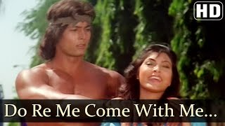 Chalo Mere Saath Chalo Kimi Katkar Tarzan Old Hindi