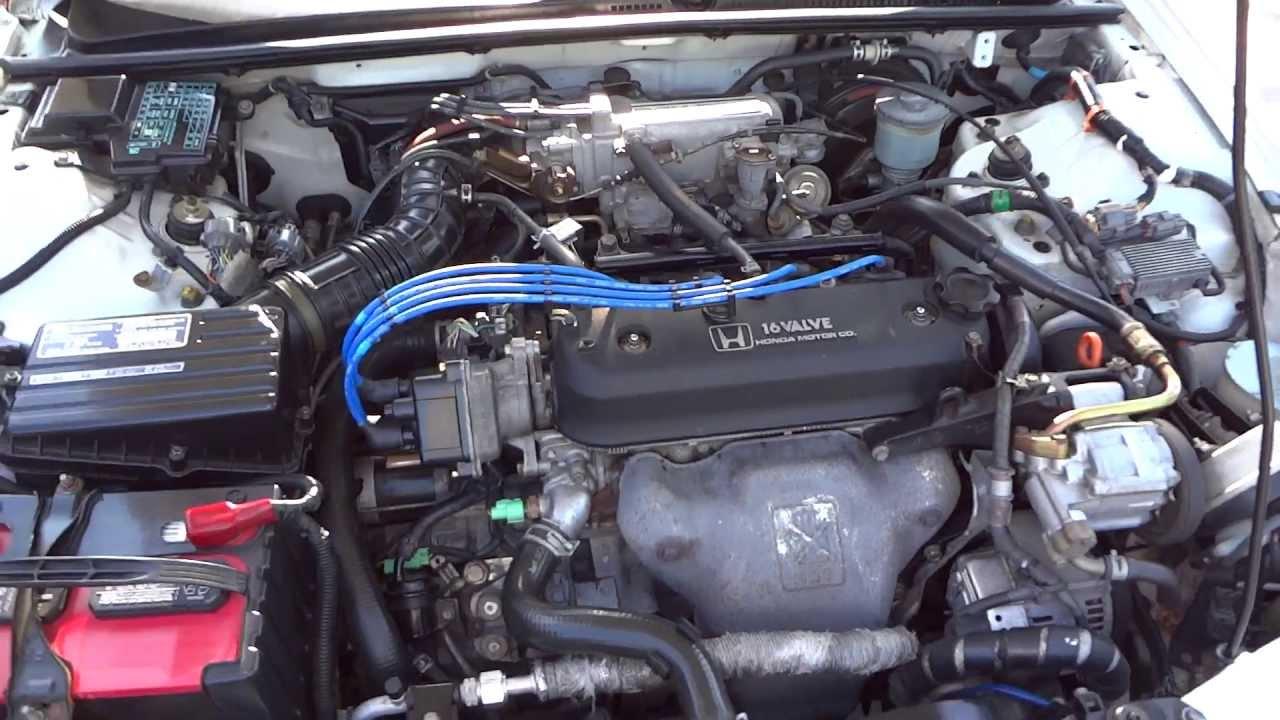91 Cb9 Honda Accord Wagon F22a6 Mint Hd 1080p Youtube