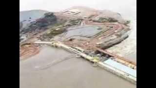 """AVOANDO"" - Imagens aéreas da UHE Santo Antônio - YouTube"