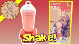 43 Year Old Milkshake! Junior Chef - Thick Shake Maker By Coleco