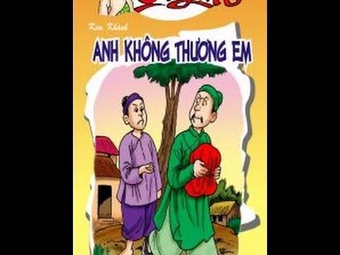 Truyện Tranh Trạng Quỷnh tập 250: Anh không thương em - Nhà Xuất bản Kim Đồng