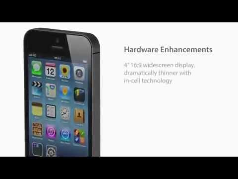 Official iPhone 5 Promo Video September 12 2012