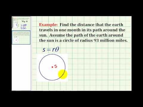 Examples: Arc Length and Application of Arc Length