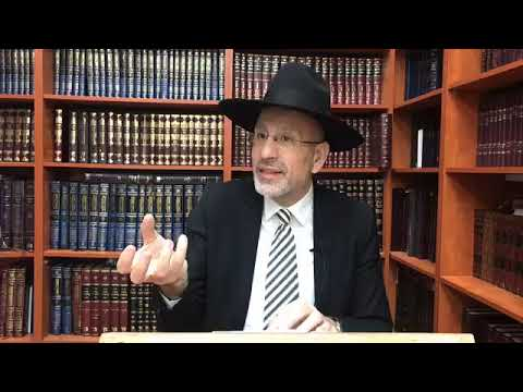 Rabbi Yaacov Abihatsera reparer son nefesh