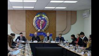 У ХНУВС відбувся круглий стіл «Стан та перспективи боротьби з корупцією в Україні»