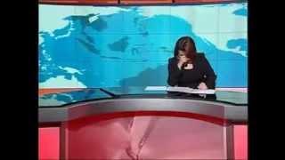 مذيعه تبكي على ضحايا تفجيرات | زووم