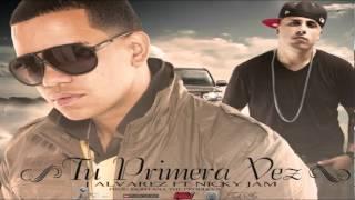J Alvarez Ft Nicky Jam Tu Primera Vez (Prod By Montana