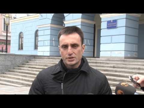 Андрій Білогорка вимагає дострокових виборів