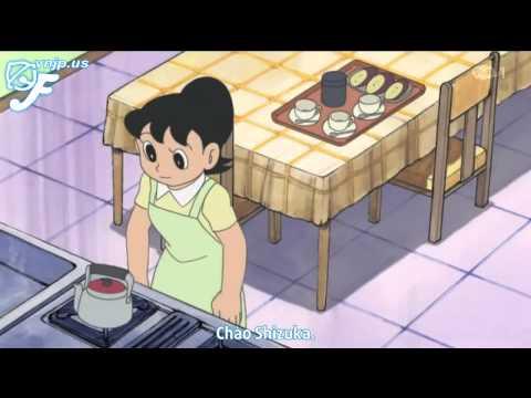 Doraemon Vietsub phim ngắn E19: Ao cá trong phòng học