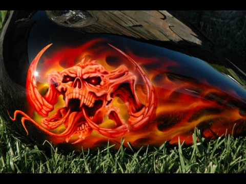 Bad Ass Paint custom airbrush paint jobs
