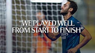 Post-match reaction | #RoversMilan