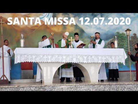 Santa Missa | 12.07.2020 | Domingo | Padre José Sometti | ANSPAZ