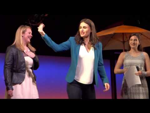 If/Then - Broadway Cares - Take Me or Leave Me with Idina Menzel
