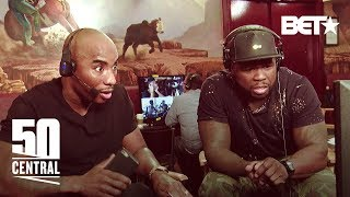 Charlamagne's 'Donkey Of the Day'-ish PRANK Goes Too Far | 50 Central