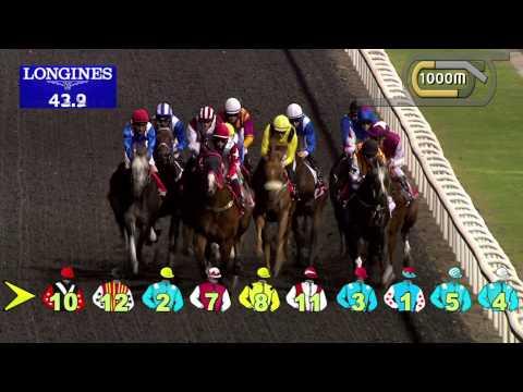 Vidéo de la course PMU EMIRATES AIRLINE HANDICAP 1600